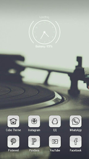 B and W Icon Pack