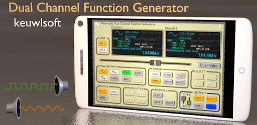 Function Generator - Apps on Google Play