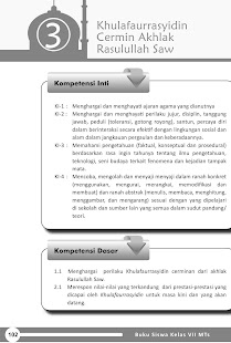 Download Buku Siswa Kelas 7 MTs SKI Revisi 2014 For PC Windows and Mac apk screenshot 5