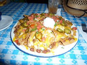 Photo: Abendessen im Hardrock Cafe Cancun