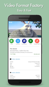 Video Format Factory Mod Apk (Premium Unlocked) 1
