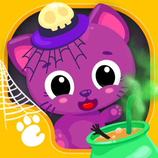 Cute & Tiny Spooky Party - Halloween Game for Kids