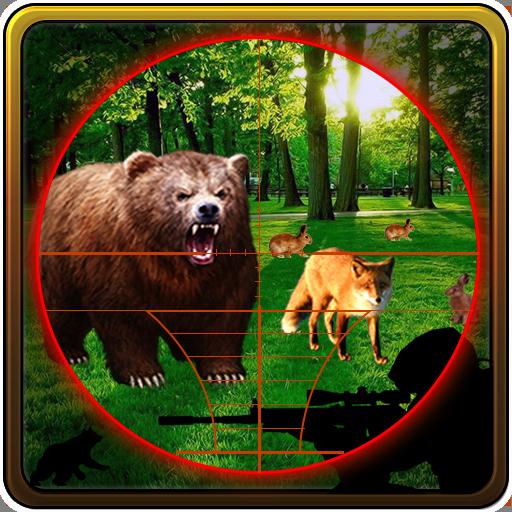 狙擊手叢林動物獵人 動作 App LOGO-APP試玩