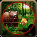 スナイパー ジャングル動物ハンター icon