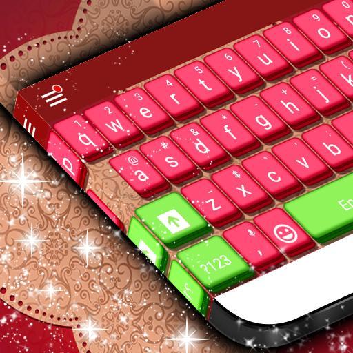 Sweet Macaron keyboard