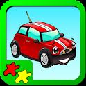 Crianças Puzzles Carros icon