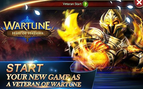Wartune Hall of Heroes Mod Apk Download Free 3