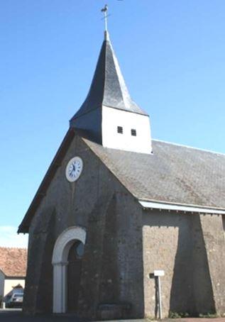 photo de PAROISSE DE SABLE : SABLE-SUR-SARTHE / Eglise St Martin de Gastines