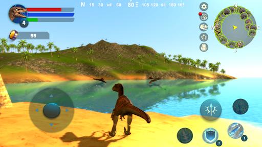 Velociraptor Simulator  screenshots 4