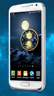 Měsíc Widget - náhled