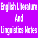 English Literature and Linguistics Notes icon
