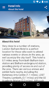 Travelodge Hotels- screenshot thumbnail
