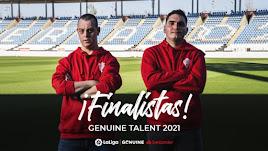 El Almería Genuine con Dani Aguilar y Miguel Ángel López a la cabeza.
