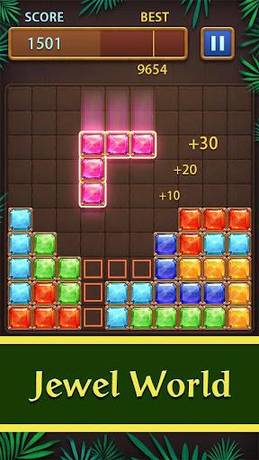 Block Puzzle - Jewels World painmod.com screenshots 1
