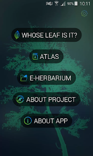 Whose leaf is it?- screenshot thumbnail