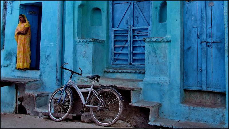 Bundi, Rajasthan..... di Delvecchio Dario