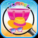 Summer Beach Hidden Objects icon