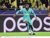Ansu Fati du FC Barcelone Un petit génie du FC Barcelone vient titiller un record détenu par Célestine Babayaro (ex-Anderlecht) en Ligue des Champions