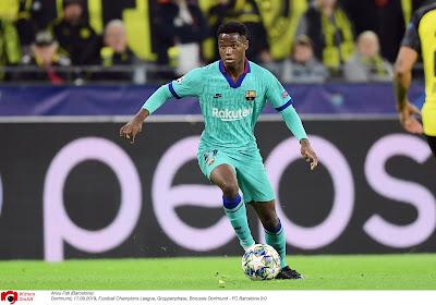Un petit génie du FC Barcelone vient titiller un record détenu par un ex-Anderlechtois en Ligue des Champions