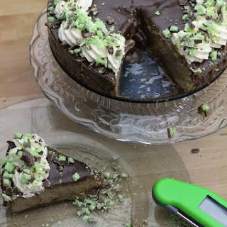 No Bake Mint Cheesecake Recipes.