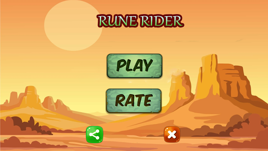 Rune Rider Screenshot
