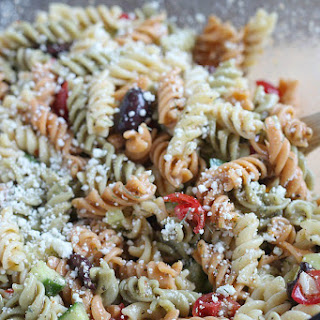 Quick Easy Pasta Salad Recipes.