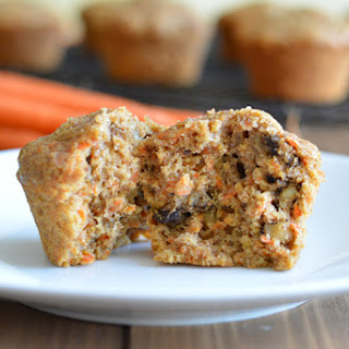 Carrot Muffins No Oil Recipes