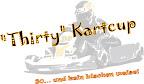 Thirty Kartcup Logo