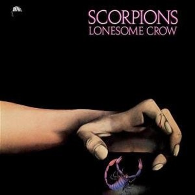 Scorpions - Lonesome Crow front