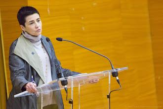 Photo: Simone Bonnafous, directrice de la DGESIP, ministère de l'Enseignement supérieur et de la Recherche - Photo Olivier Ezratty