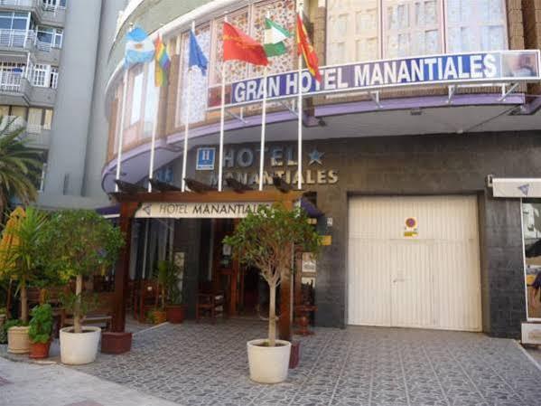 Hotel Manantiales