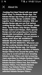 Kebabs Recipes - náhled