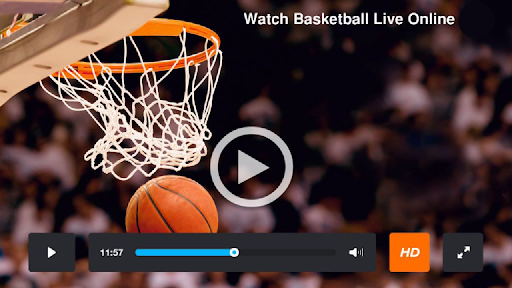 Basketball NBA Live Streaming for PC