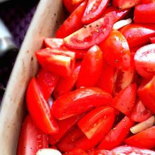 Simple Roasted Tomateos