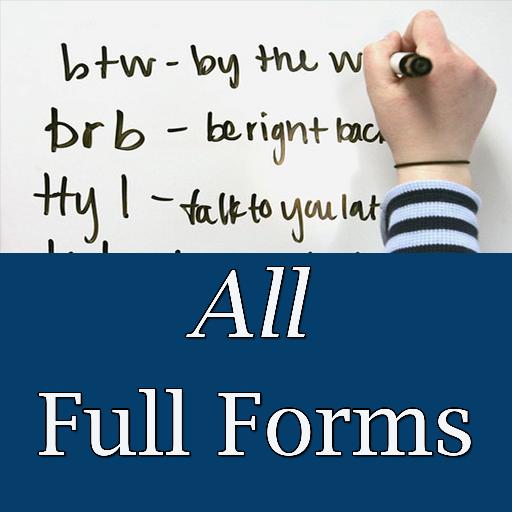 All Full Forms of Short Words – Приложения в Google Play