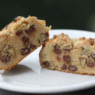Roasted Flour Chocolate Chip Cookies.