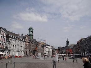 Photo: La Grand'Place de Mons