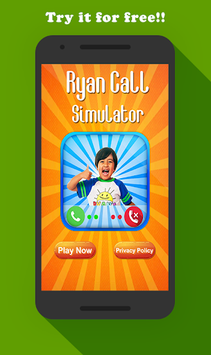 Fake Call  Simulator From Ryan - screenshot