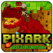 Craft Exploration PixArk