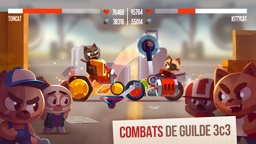 CATS: Crash Arena Turbo Stars  captures d'écran 5