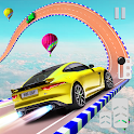 Extreme Sports Car Stunt:Car Offline Game For Free icon