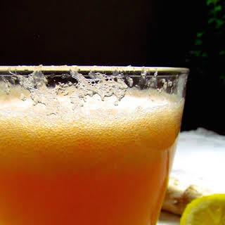 Ginger Lemon Honey Sparkle.