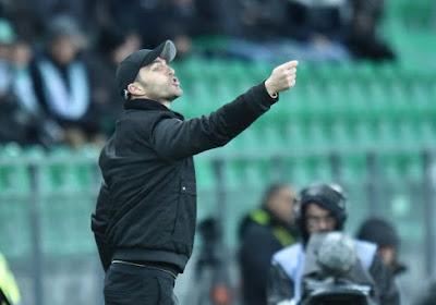 Nouveau changement d'entraîneur à Saint-Etienne