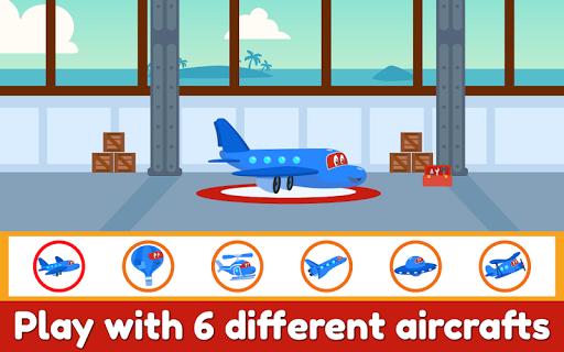 Carl Super Jet:  Airplane Rescue Flying Game screenshots 12