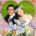 Wedding Photo Frames icon