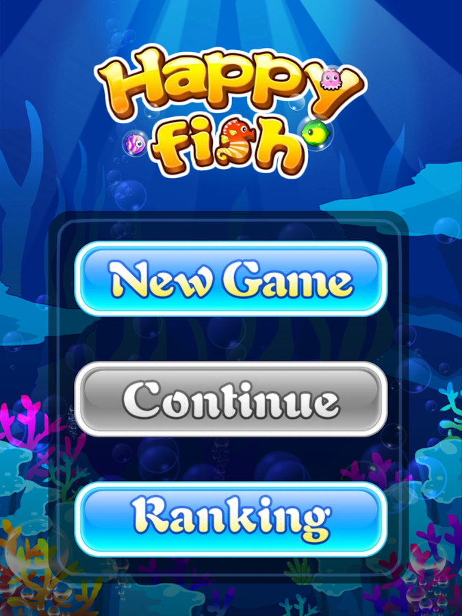 Happy Fish 2017 Cute Aquarium Android Apps On Google Play