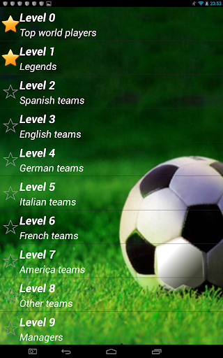 Soccer Players Quiz 2017 PRO 1.12 screenshots 10