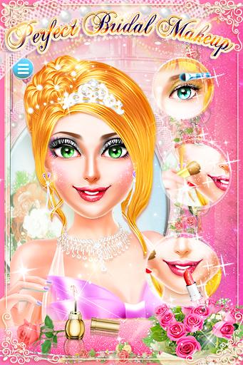 MakeUp Salon Princess Wedding - Makeup & Dress up apkmr screenshots 1