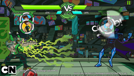 Ben 10: Omnitrix Power  screenshots 3