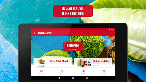 REWE - Online Shop & Märkte screenshot 16